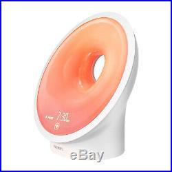 Philips Somneo Connected Wake-up + Sleep Sunrise + Sunset Light Therapy HF3670