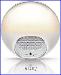 Philips Wake-up Light with Radio Brand New In Box