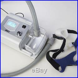 Portable automatic Sleep Apnea therapeutic Auto CPAP Machine device w alarm