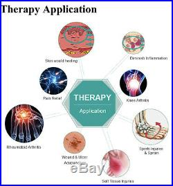 Powerful Cold Laser Pain Relief Therapy Device with Acupuncture Pen