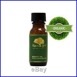 Premium Liquid Gold Eucalyptus Essential Oil Pure & Organic Natural Aromatherapy