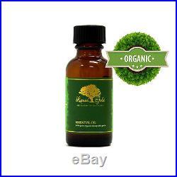 Premium Liquid Gold Vetiver Essential Oil 100% Pure Organic Natural Aromatherapy