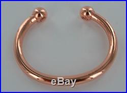 Premium Magnetic Copper Torque Bangle/bracelet For Arthritis Pain Relief Health