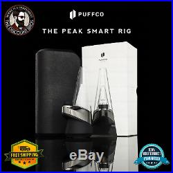 Puffco Peak NEW Smart Rig 2019 FACTORY SEALED + Free Priority Shipping