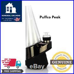 Puffco Peak Original Black Smart Rig New / Sealed + Free Shipping