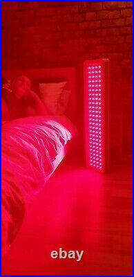 Red Light Therapy Device Full Body Lamp for Skincare/Pain Relief 1000W