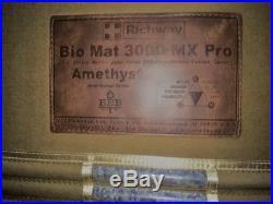 Richway Bio Mat 3000MX Pro Amethyst Gently Used