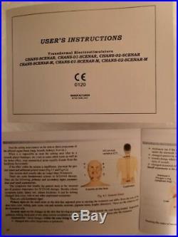 Ritm CHANS 02 SCENAR + English Paper Manual