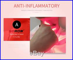 SGrow Red Light Therapy 660/850nm 300W Red & Near Infrared withhanging kit joovv