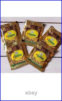 Samahan Instant Ayurvedic Herbal Tea Sachets 100 UK Seller