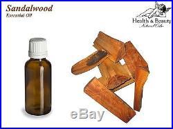 Sandalwood Essential Oil. 5 Sizes. 10ml Gallon. Free Shipping