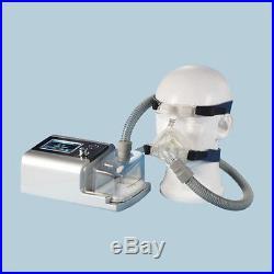 Silver shell W 3.5 TFT Screen Portable Auto CPAP Machine For Sleep Apnea