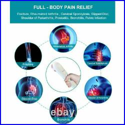 Sinoriko Proaller Cold Laser LLLT Therapy Device Pain Relief Infrared Treatment