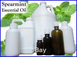 Spearmint Essential Oil. 9 Sizes. 10ml Gallon. Free Shipping