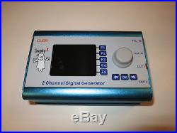 Spooky2-xm Rife Bundle Accessories 2 Channel Signal Generator Heart Monitor New