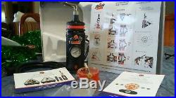 Storz Bickel Black/Orange Plenty Herbal Vaporizer used less than 8 times
