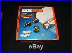 Storz & Bickel Volcano Classic Vaporizing Unit with Solid Valve & Accessories
