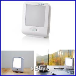 Sun Light Lamp 8 SAD Therapy Seasonal Affective Disorder Portable 5000 lumens