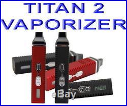 TITAN 2 II Weed Vaporizer Verdampfer Vaporizador Vaporisateur Vaporizzatore Hebe