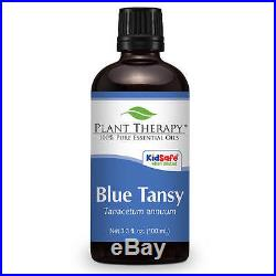 Tansy (Blue) Essential Oil 100 ml (3.3 oz) 100% Pure, Undiluted