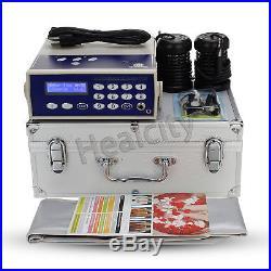 USA BRAND HEALCITY Cell Ionic Detox Foot Bath Spa Cleanse Machine