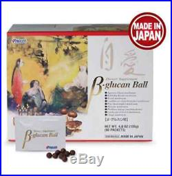 Umeken -Glucan Extract Ball Strengthen Immune System 4 Months Supply