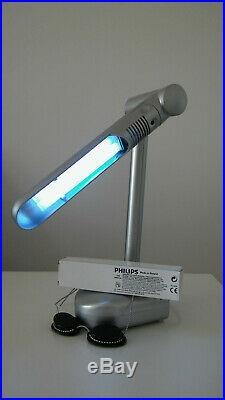 Uvb Lamp Psoriasis, Vitiligo, Eczema, Dermatitis, Acne! Phototherapy Uvb 311nm
