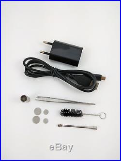 Vaporizer Xvape Xmax V2 pro Vape Pen Bundle mit Glasmundstück X-max Verdampfer