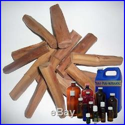 WI Sandalwood Essential Oil 100% Pure Sizes 3ml 64 oz