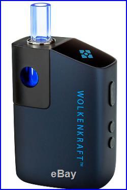 WOLKENKRAFT FX MINI Vaporizer / Verdampfer Nachtblau