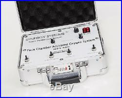 WPS-400 Synergy Ozone Machine silver case