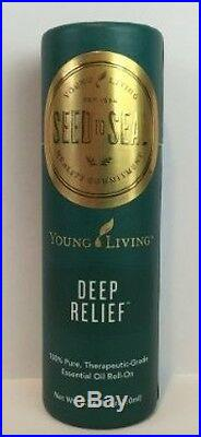 YOUNG LIVING Essential Oils Deep Relief Roll-on 10 ml NEW