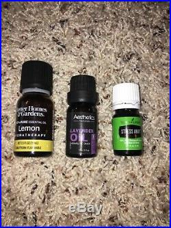Young Living Aria Diffuser Essential Oils Aromatherapy Puzhen