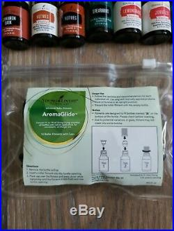 Young Living Essential Oil Lot Of 10 Sealed 5 ml bottles /FREE Shipping Extras