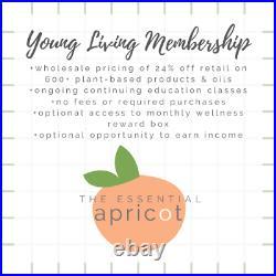Young Living Essential Oils Ningxia Red Nitro Starter Kit Bundle & Membership