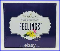 Young Living Feelings Kit 6 Essential Oils Harmony Release Valor Present Time++