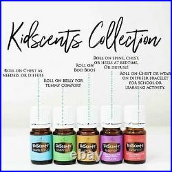 Young Living NEW Little Oilers Feather Owl Diffuser Kids Starter Kit MEMBERSHIP