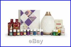 Young Living Premium Starter Kit 12 Essential Oils & Desert Mist Diffuser