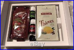 Young Living Premium Starter Kit Dewdrop Diffuser NEW No Membership12 oils