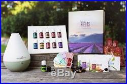 Young Living Premium Starter Kit Essential Oils with Diffuser +BONUS OFFER $25-$75