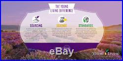 Young Living Premium Starter Membership Kit 11 Essential Oils + Dewdrop Diffuser