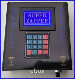 ZAPPER Fully automatic! With voltmeter