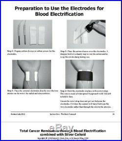 Zapper Bob Beck Zapper, Blood Purifier. Made in Panama